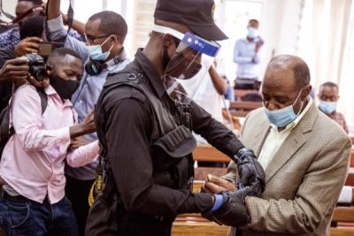 Trial fears for Hotel Rwanda 'hero'