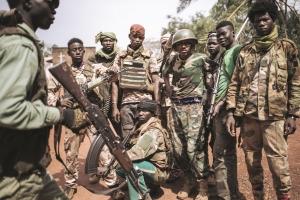Rebels unite in Central African Republic