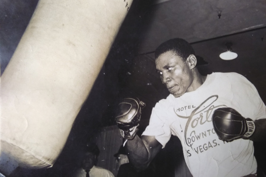 Africa's forgotten boxing star- 50 years on