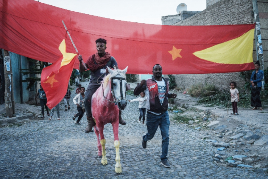 Ethnic cleansing fears in Tigray conflict
