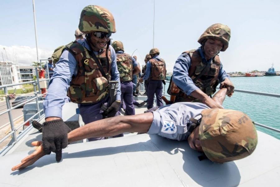 Ghana faces piracy and terror threats