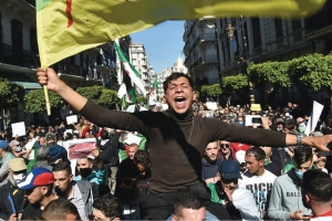 Algerian Berbers fight for rights