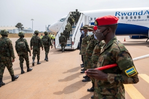 Rwanda joins Mozambique's war on terror